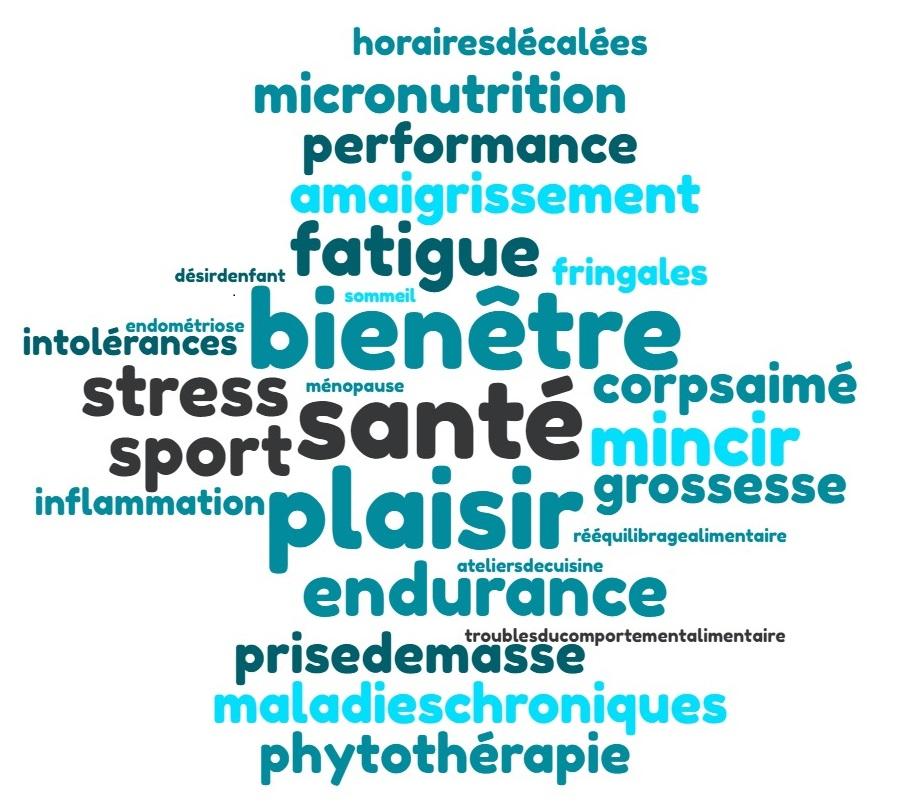 Diététicienne nutritionniste talence bordeaux régime naturopathe sport micronutrition rééquilibrage alimentaire